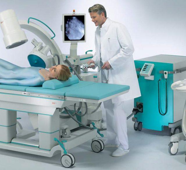 lithotripsia