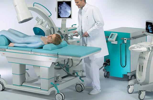 λιθοτριψία, ουρολιθίαση, υπερηχογράφημα, νεφρά, ουροδόχος κύστη