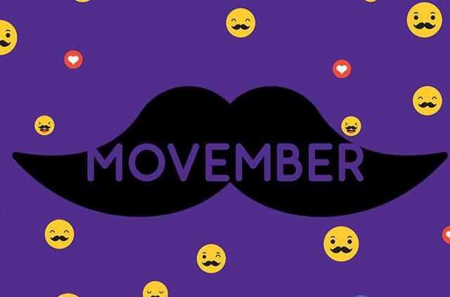 Movember, PSA, ουρολόγος, διορθικό υπερηχογράφημα, προστάτης, πρόληψη